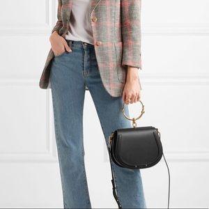 d57dd7c3b225 Chloe Bags - Chloe Nile bracelet bag. Medium. Black